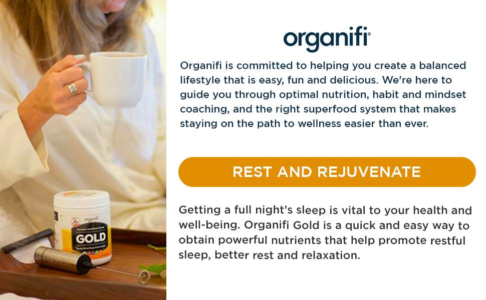 Organifi Gold Juice