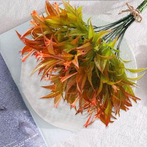 Elegant artificial flowers