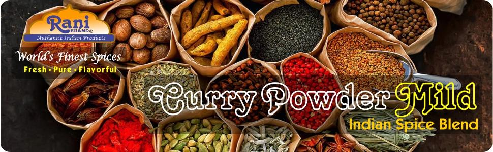 curry mild