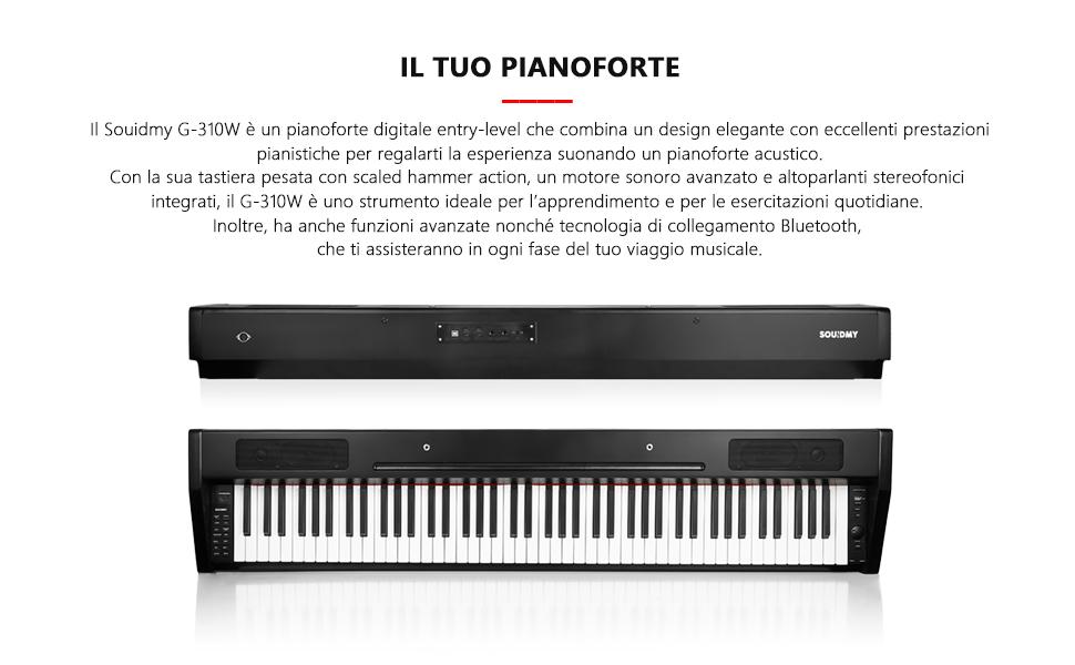 IL TUO PIANOFORTE