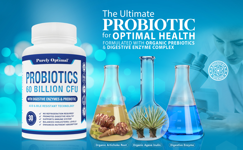 probiotics supplement