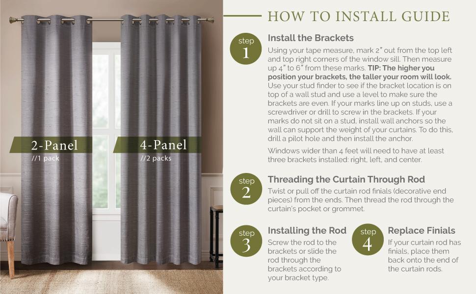 window panel, curtain, hyde lane, rustic, farmhouse, modern