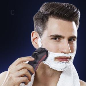 Afeitadora Barba Hombre Afeitadora Eléctrica Profesional Máquina ...