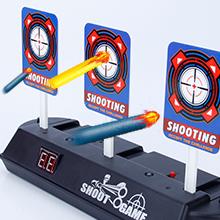 Electronic Target  Shooter for Nerf Gun Blaster-11