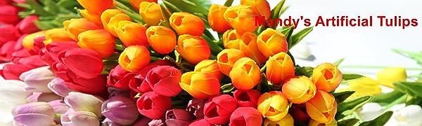 artificial tulips silk tulips artificial flowers mandy's artificial flowers