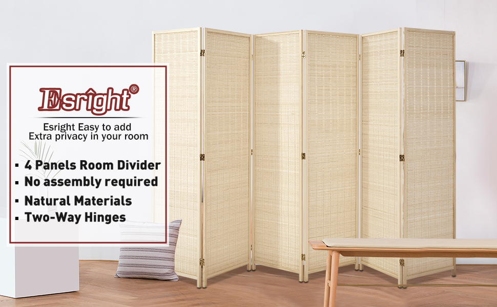 wall dividers for room