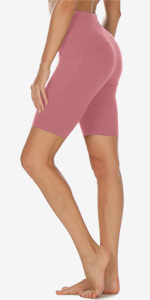 icyzone - Pantalones cortos deportivos para mujer