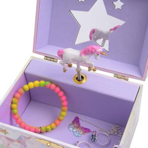 jewelkeeper jewelry box for girls unicorn gift