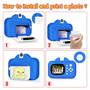 print camera kid