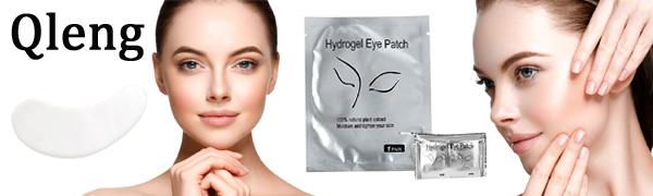 Gel eye pads
