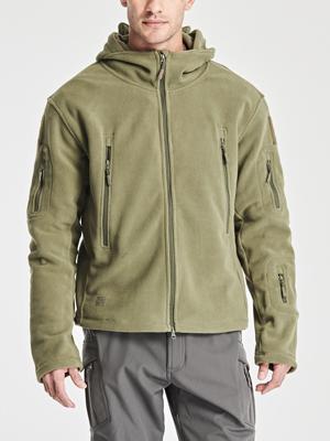 men hiking fleece jacket