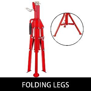 Folding Legs