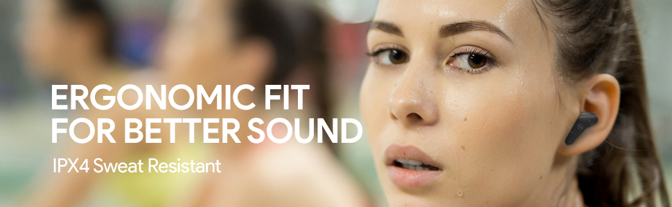 ergonomic earphones