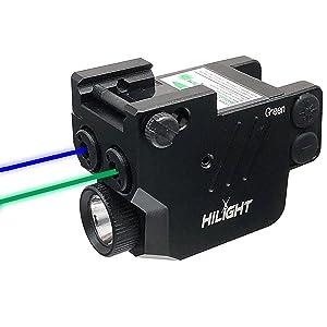 P3BGL - Blue Green Laser and Flashlight Combo