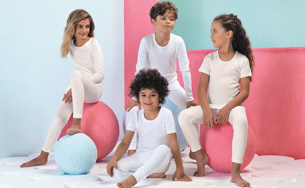 girls white tee shirts essesntials