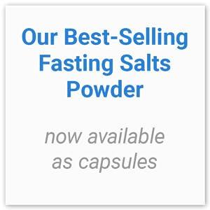 Fasting Electrolytes Sodium Magnesium Potassium Salts