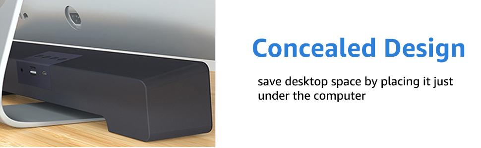 Concealed Design