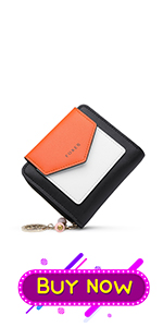 Colorful wallet for women