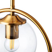Pendant Light Industrial Fixture