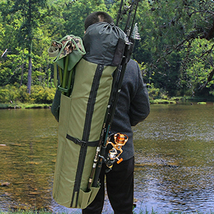 fishing rod bag