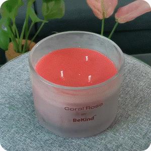 Extinguish the candle