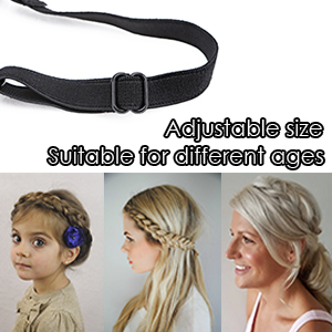 Fit for different ages