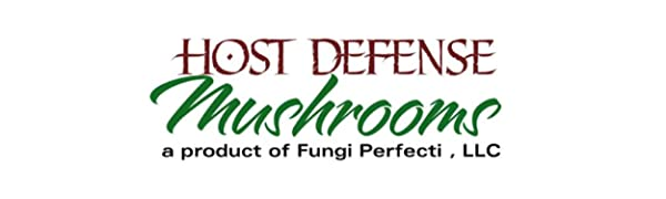 Host Defense Mushrooms, a product of Fungi Perfecti, LLC