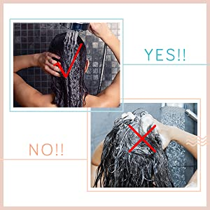 organic or sulfate-free shampoos