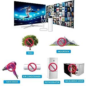 tv antenna for smart tv