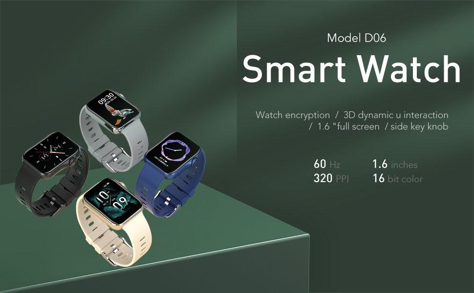 D06 Smartwatch