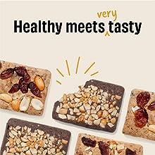 Healthy Meets Tasty