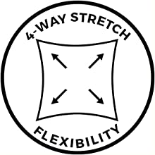 4 way stretch flexibility