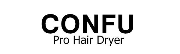 confu hairdryer