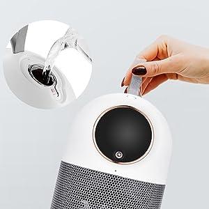 Portable Floor Heater