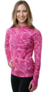 women swim rashguard shirt uv protection plus adult sun upf guard aqua long sleeve swimsuit loose