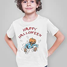 Halloween Shirts for Boys and Girls