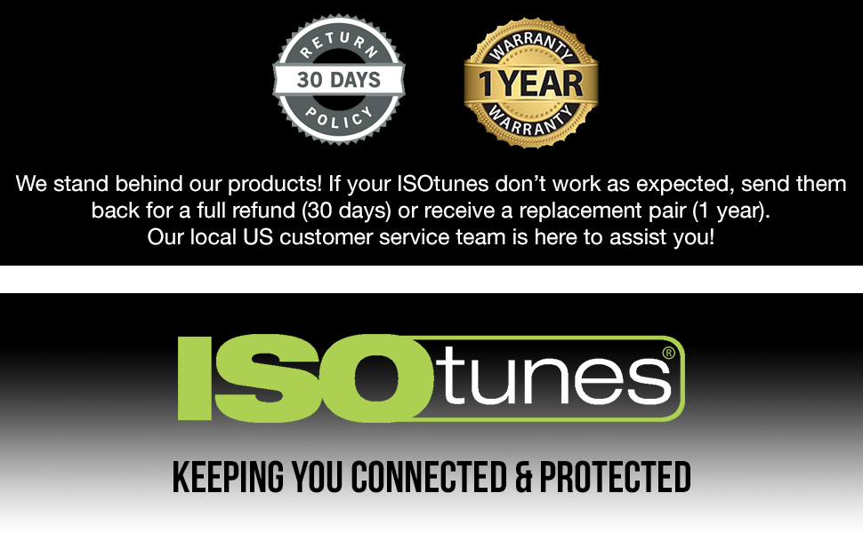 isotunes hearing protection durable for work bluetooth reduces noise blocks sound earplugs earbuds