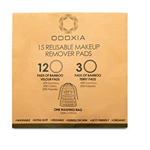 reuseable makeup remover pads