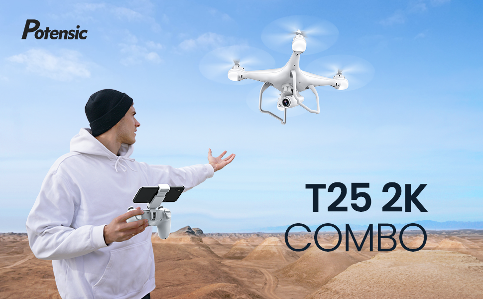 potensic t25 drone with camera for adults