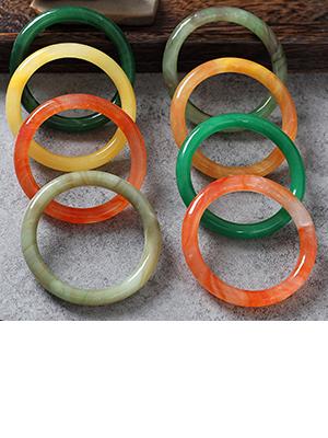 inner round bangle bracelet