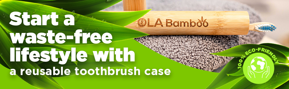 plastic free toothbrush travel toothbrush cover toothbrush cover case bamboo toothbrush case