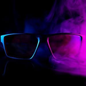 Gafas para ordenador gafas gaming gafas blue block gafas protectoras ordenador gafas filtro azul luz