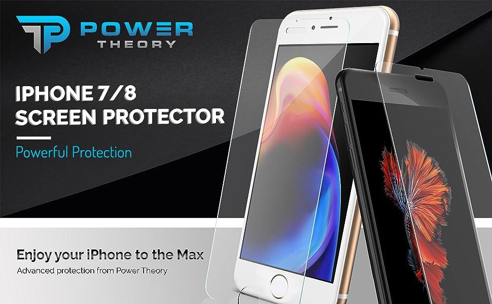 iPhone 7 8 Screen protector