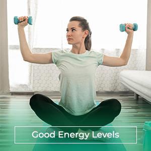 Good Energy Levels