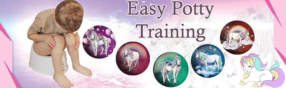 magic potty training stickers