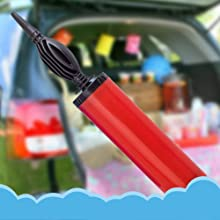 Enjoy Handy Air Balloon Pumps for Foil Balloons and Inflatable Toys Party Accessory