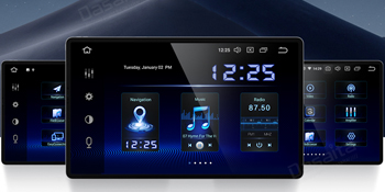 android 9.0 car stereo head unit