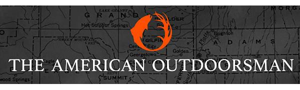 American Outdoorsman Logo
