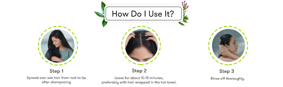 How to use Keratin Mask, Hair mask for soft & shiny hair, Hair Spa at Home, salon like hair at home