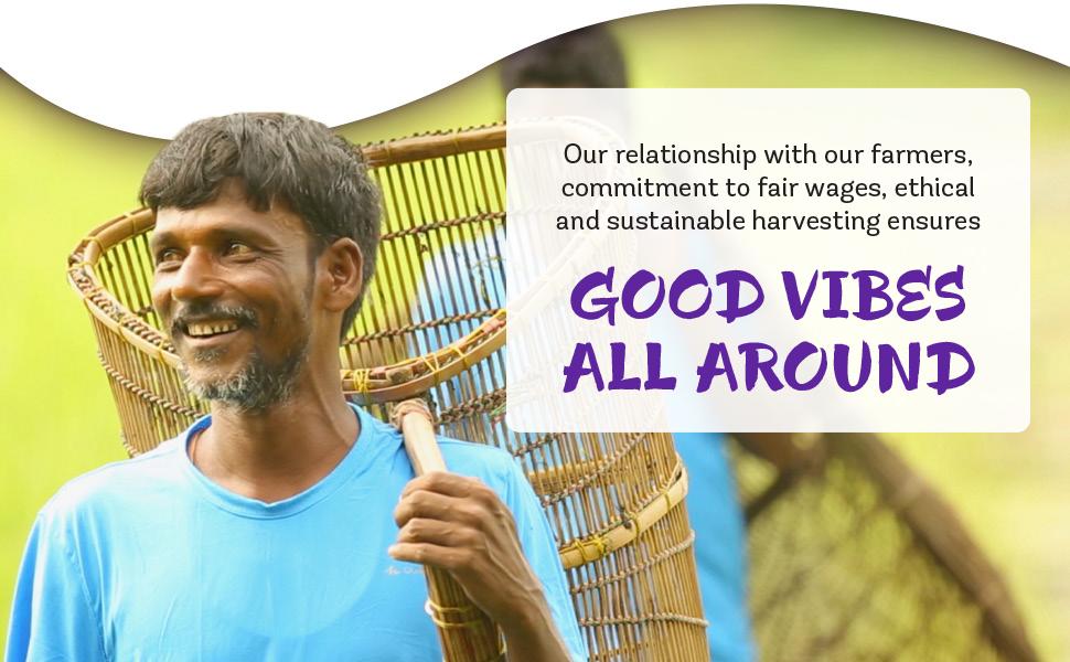 bohana good vibes farmers sustainable harvesting ethical sourcing